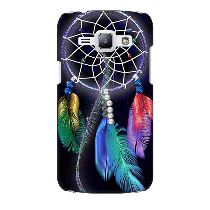 Ốp lưng nhựa cứng nhám dành cho Samsung Galaxy J1 in hình Dream Catcher