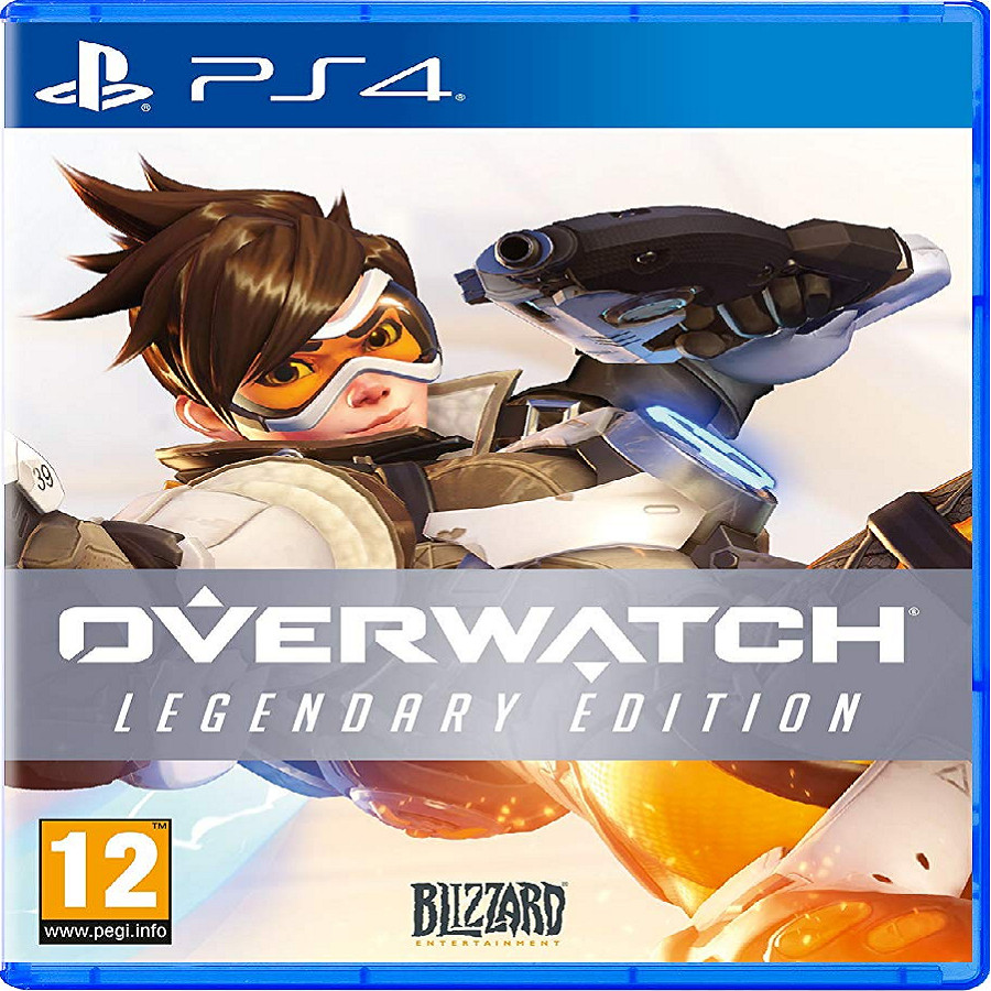 Đĩa Game PS4 Mới - Overwatch: Legendary Edition ( Hệ US )
