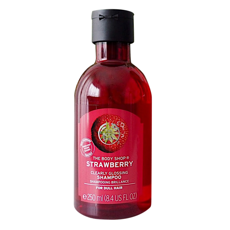 Dầu Gội Hương Dâu The Body Shop Strawberry (250ml)