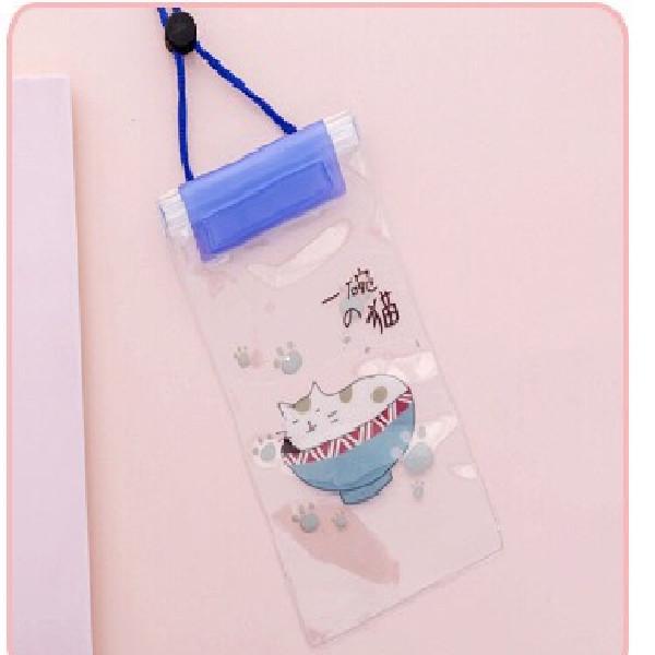 Túi chống nước cho điện thoại (Giao hình ngẫu nhiên)