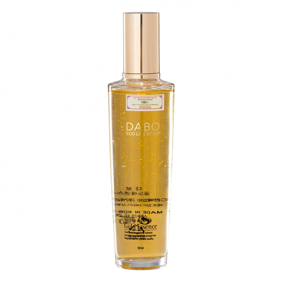 Serum tinh chất vàng dưỡng da căng mịn sáng da Dabo Gold Essence Hàn quốc (50ml)