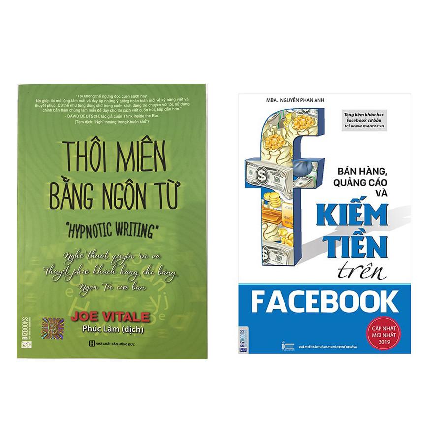 Combo sách thôi miên bằng ngôn từ và Bán Hàng, Quảng Cáo Và Kiếm Tiền Trên Facebook tặng 1 cuốn truyện song ngữ... - 1573915 , 5345185712658 , 62_10280591 , 358000 , Combo-sach-thoi-mien-bang-ngon-tu-va-Ban-Hang-Quang-Cao-Va-Kiem-Tien-Tren-Facebook-tang-1-cuon-truyen-song-ngu...-62_10280591 , tiki.vn , Combo sách thôi miên bằng ngôn từ và Bán Hàng, Quảng Cáo Và Kiế