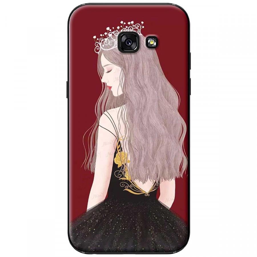 Ốp lưng dành cho dành cho Samsung A5 2017 Nữ hoàng