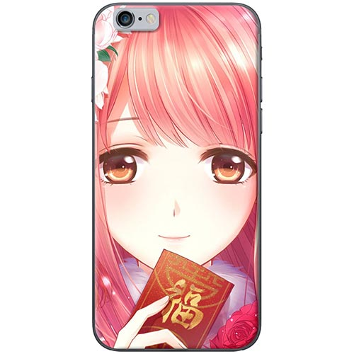 Ốp Lưng Hình Ngôi Sao Thời Trang Dành Cho iPhone 6 Plus / 6s Plus