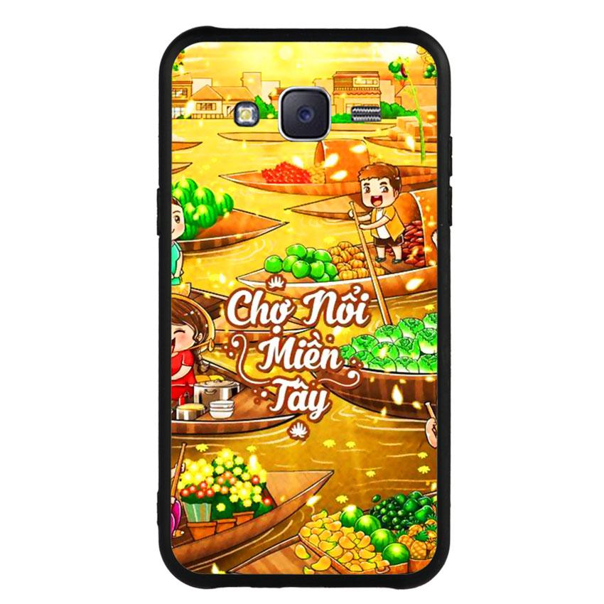 Ốp Lưng Viền TPU cho điện thoại Samsung Galaxy J5 2015 -Chợ Nổi Miền Tây