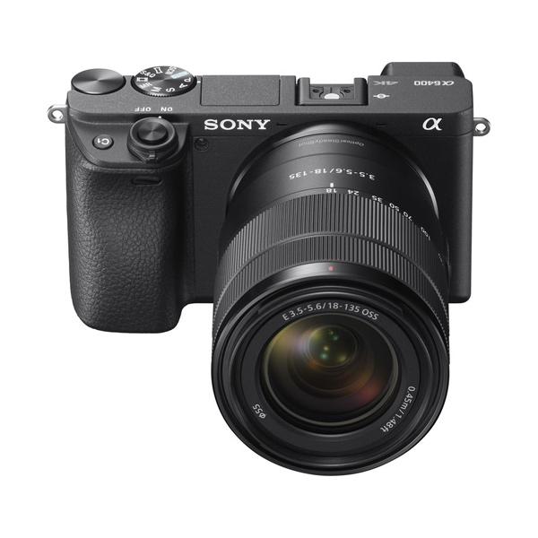 Máy ảnh Sony A6400 Kit 18-135 F3.5-5.6 OSS (Hàng Chính hãng) - Tặng thẻ 32Gb, Túi máy - 1906155 , 7341519855402 , 62_14609511 , 36990000 , May-anh-Sony-A6400-Kit-18-135-F3.5-5.6-OSS-Hang-Chinh-hang-Tang-the-32Gb-Tui-may-62_14609511 , tiki.vn , Máy ảnh Sony A6400 Kit 18-135 F3.5-5.6 OSS (Hàng Chính hãng) - Tặng thẻ 32Gb, Túi máy