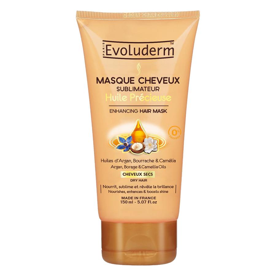 Kem ủ tóc Evoluderm tinh dầu 150ml