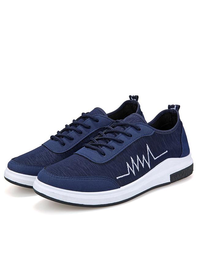 Giày Sneaker Nam Pettino GV03X Màu Xanh