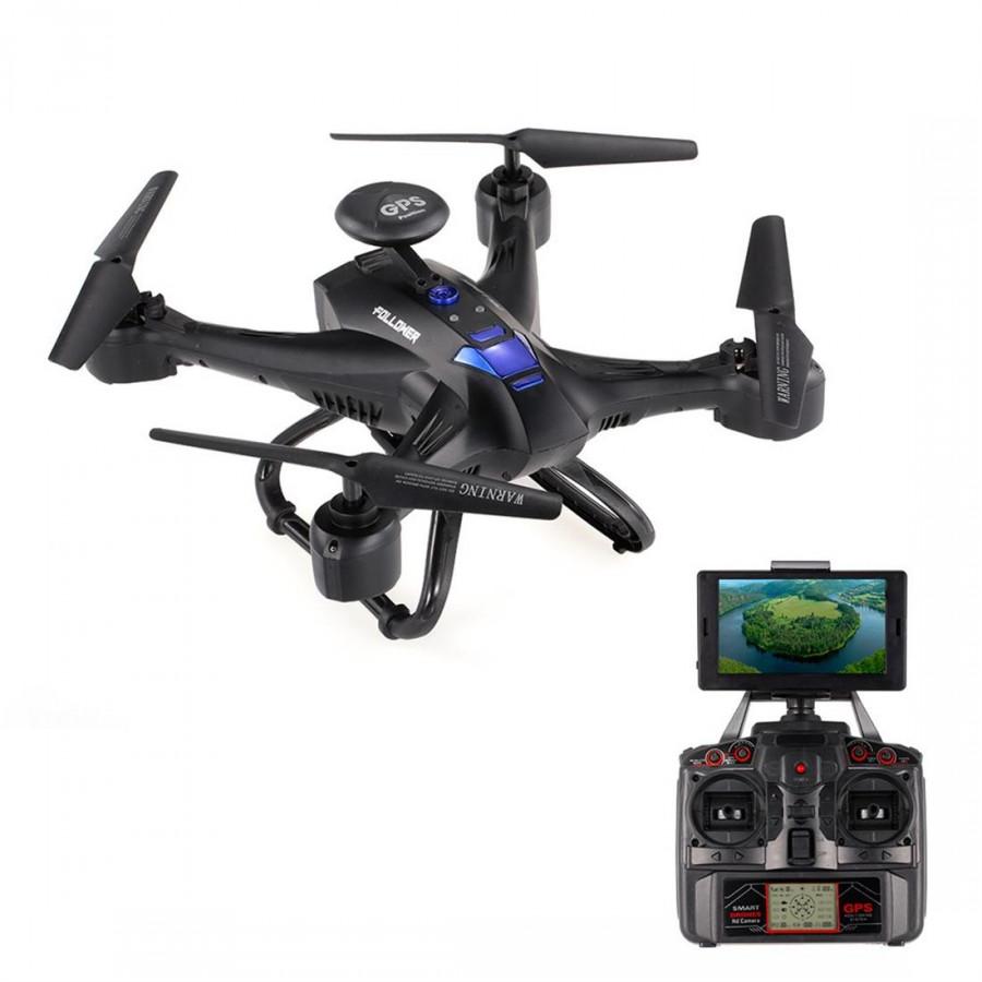 Flycam Selfie GPS XINLIN X191 5.8G FPV