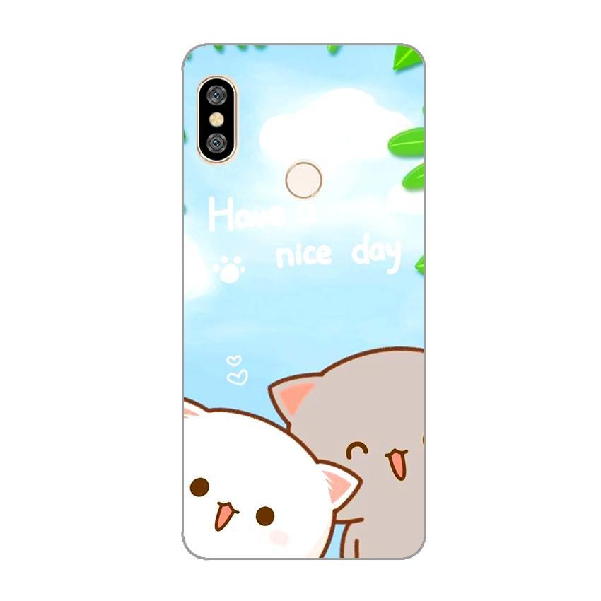 Ốp lưng dẻo cho Xiaomi Redmi Note 5_Nice Day