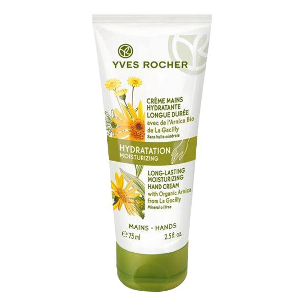 Dưỡng Ẩm Cho Da Tay Yves Rocher Long Lasting Moisturizing Hand Cream 75ml