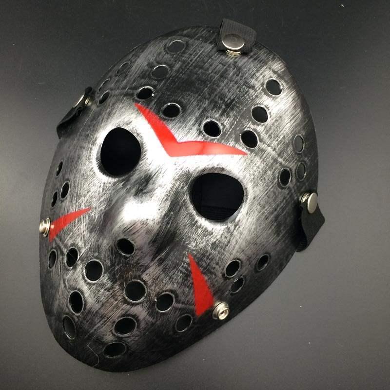 Mặt Nạ Jason hóa trang Halloween leegoal Lỗ tròn Màu Xám - 1376857 , 6855362627204 , 62_6647581 , 60000 , Mat-Na-Jason-hoa-trang-Halloween-leegoal-Lo-tron-Mau-Xam-62_6647581 , tiki.vn , Mặt Nạ Jason hóa trang Halloween leegoal Lỗ tròn Màu Xám