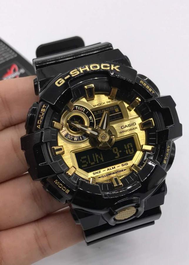 Đồng hồ Casio G-Shock GA-710GB-1A - hàng chính hãng - 1874017 , 4077630536229 , 62_14272517 , 4771000 , Dong-ho-Casio-G-Shock-GA-710GB-1A-hang-chinh-hang-62_14272517 , tiki.vn , Đồng hồ Casio G-Shock GA-710GB-1A - hàng chính hãng