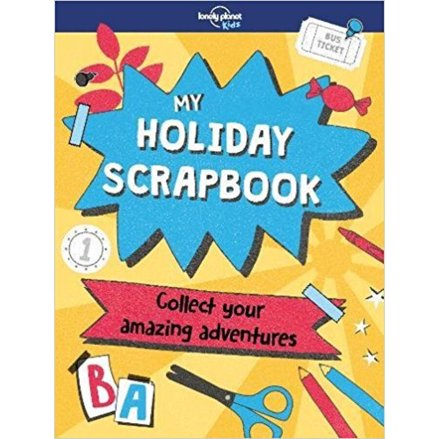 Holiday Scrapbook My 1 [AU/UK]