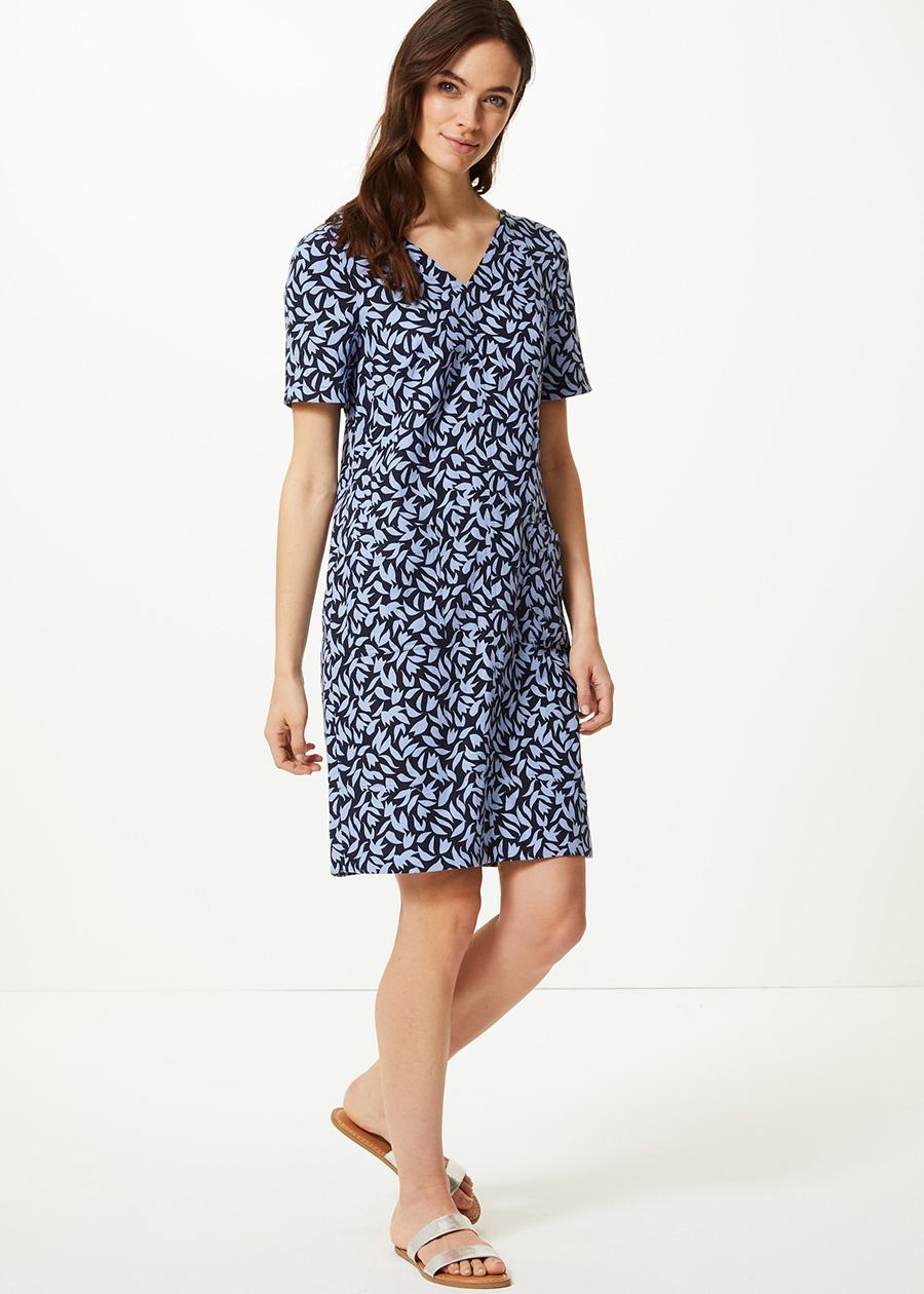 Đầm Suông Nữ Marks  Spencer T425639F4