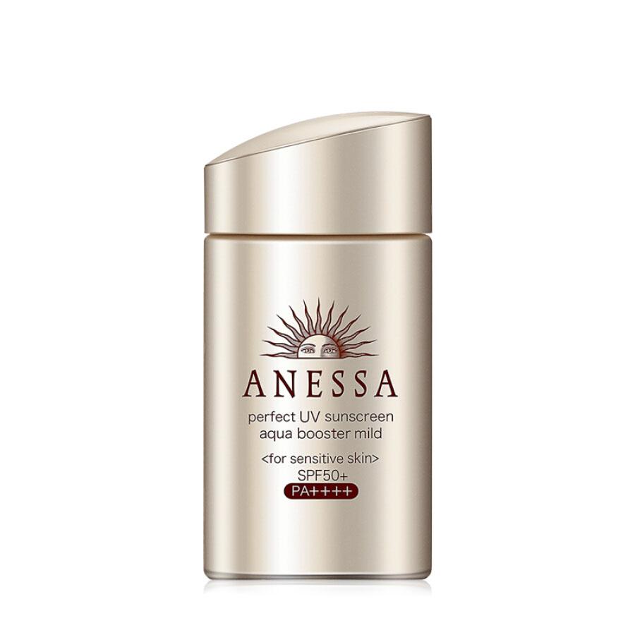 Xịt Chống Nắng Không Trôi Cho Da Nhạy Cảm Anessa Anzai Shiseido (60g)
