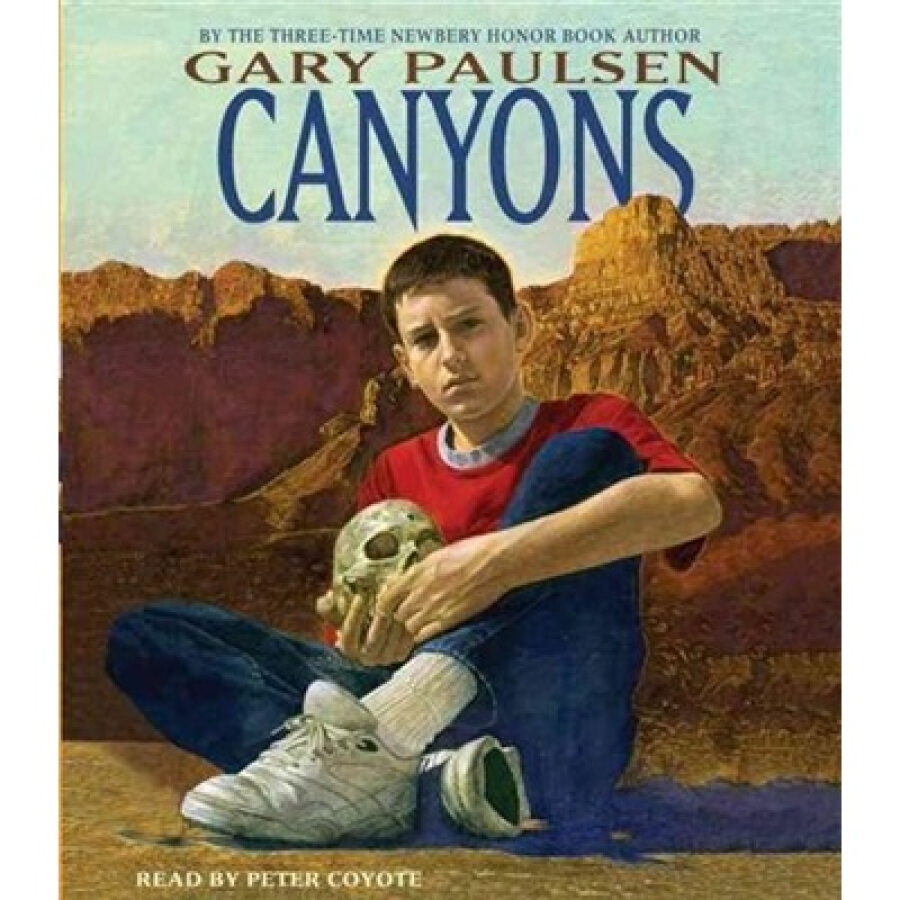 Canyons(Audio CD)