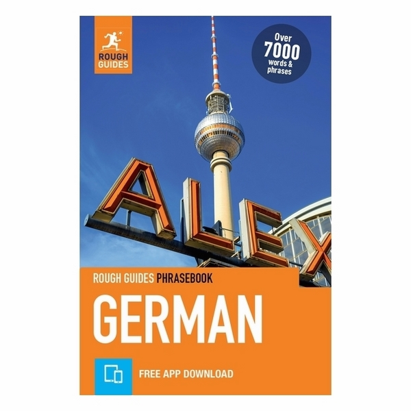 Rough Guide Phrasebook German
