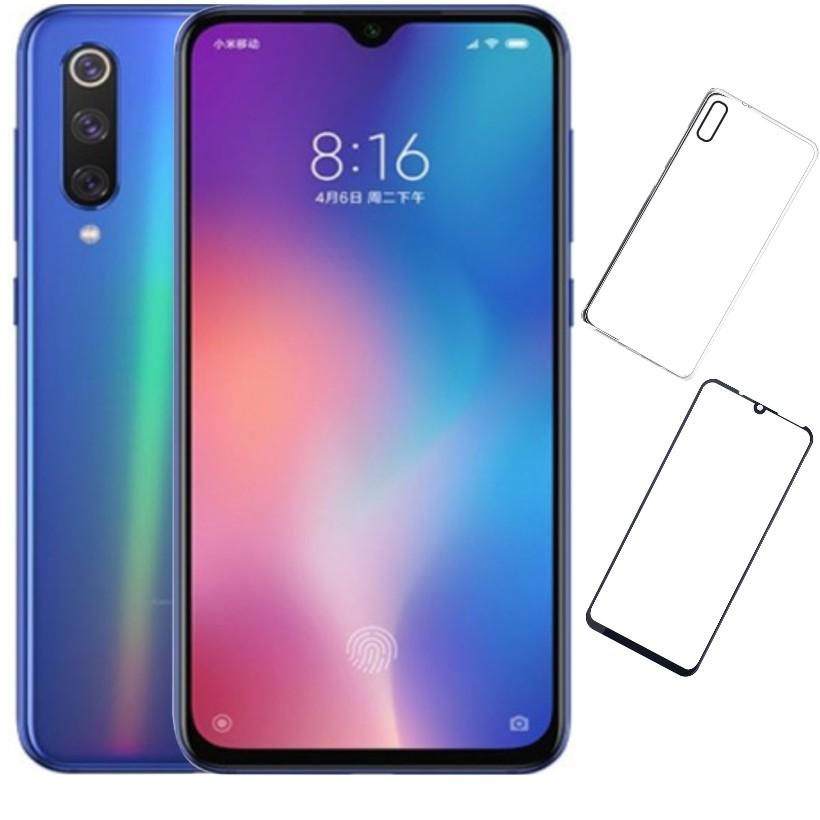 Bộ Điện Thoại Xiaomi Mi 9 (128GB/6GB) + Ốp Lưng + Cường Lực 5D Full Màn - Hàng Nhập Khẩu - 4891478 , 9026188726588 , 62_12126510 , 14500000 , Bo-Dien-Thoai-Xiaomi-Mi-9-128GB-6GB-Op-Lung-Cuong-Luc-5D-Full-Man-Hang-Nhap-Khau-62_12126510 , tiki.vn , Bộ Điện Thoại Xiaomi Mi 9 (128GB/6GB) + Ốp Lưng + Cường Lực 5D Full Màn - Hàng Nhập Khẩu