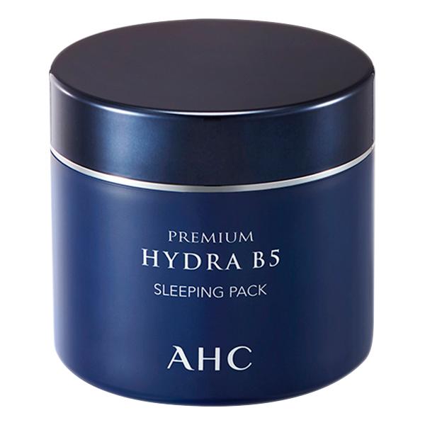 Mặt Nạ Ngủ Cao Cấp Làm Trắng Da, Chống Nếp Nhăn AHC Premium Hydra B5 (100ml)