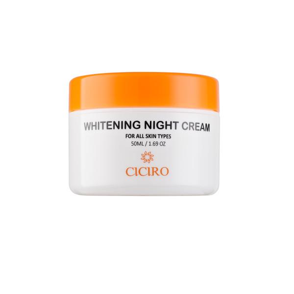KEM DƯỠNG TRẮNG DA BAN ĐÊM – WHITENING NIGHT CREAM CICIRO