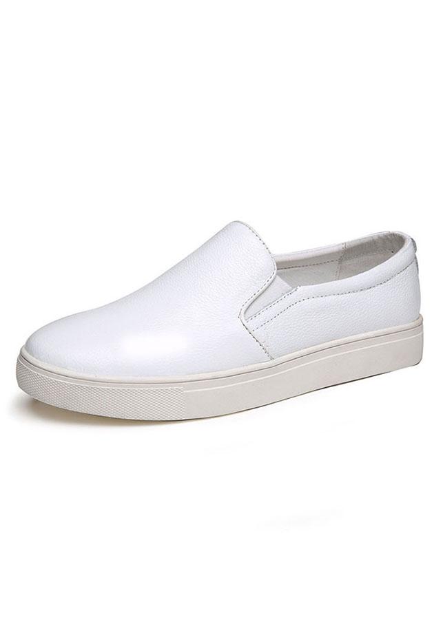 Giày lười slip on nữ ZARIS ZR 2117
