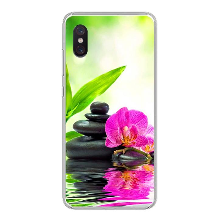 Ốp lưng cho Xiaomi Mi 8 Pro - 0247 PHONGLAN - Silicone dẻo - Hàng Chính Hãng