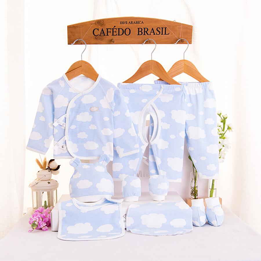 Cat Man MiiOW Baby Clothes Baby Gift Box 10 Piece Set Newborn Baby Supplies Baby Underwear Moon Gift Pack Line Stars - White 59 - 2011293 , 2739516211997 , 62_10309263 , 507000 , Cat-Man-MiiOW-Baby-Clothes-Baby-Gift-Box-10-Piece-Set-Newborn-Baby-Supplies-Baby-Underwear-Moon-Gift-Pack-Line-Stars-White-59-62_10309263 , tiki.vn , Cat Man MiiOW Baby Clothes Baby Gift Box 10 Piece S