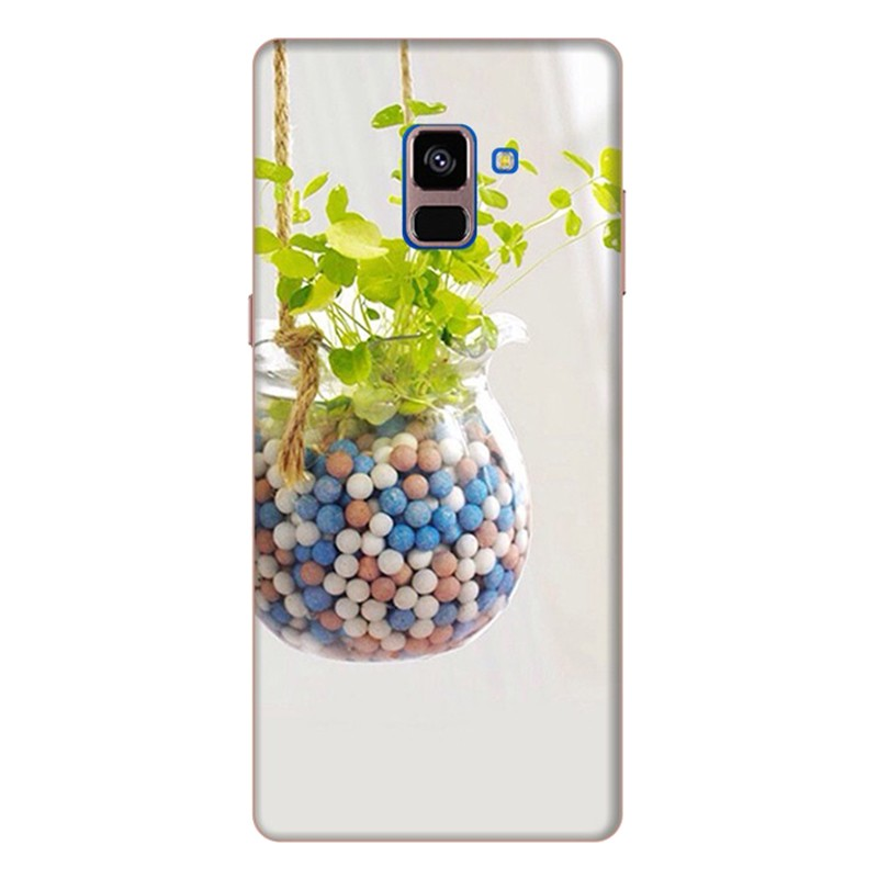 Ốp Lưng Dành Cho Samsung Galaxy A8 Plus - Mẫu 107