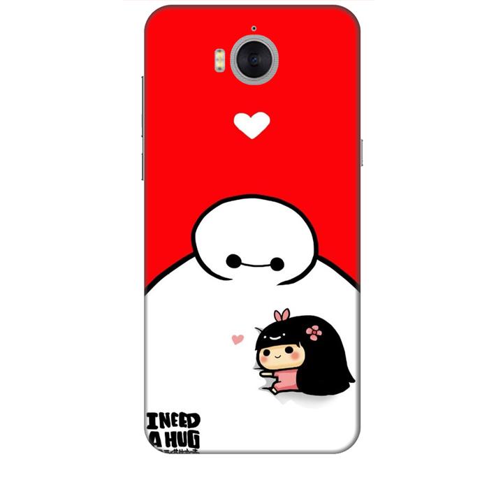 Ốp lưng dành cho điện thoại HUAWEI Y5 2017 Big Hero Baby