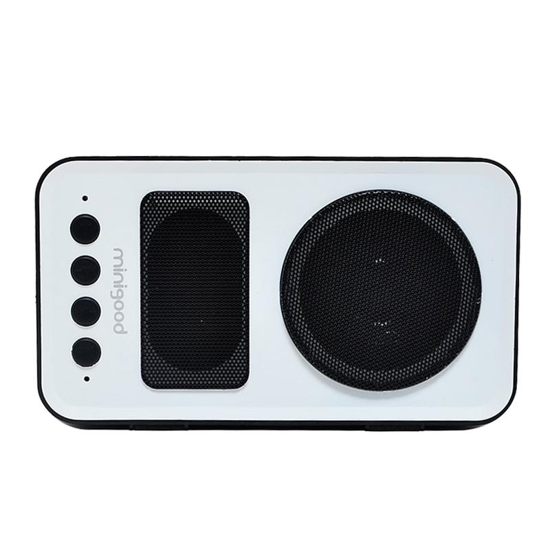 Loa bluetooth mini âm thanh bass Mini Good Hàn Quốc kiểu dáng hồi cổ sáng tạo EM053