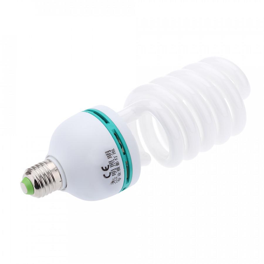 E27 110V 5500K 135W Photo Studio Bulb Video Light Photography Daylight Lamp