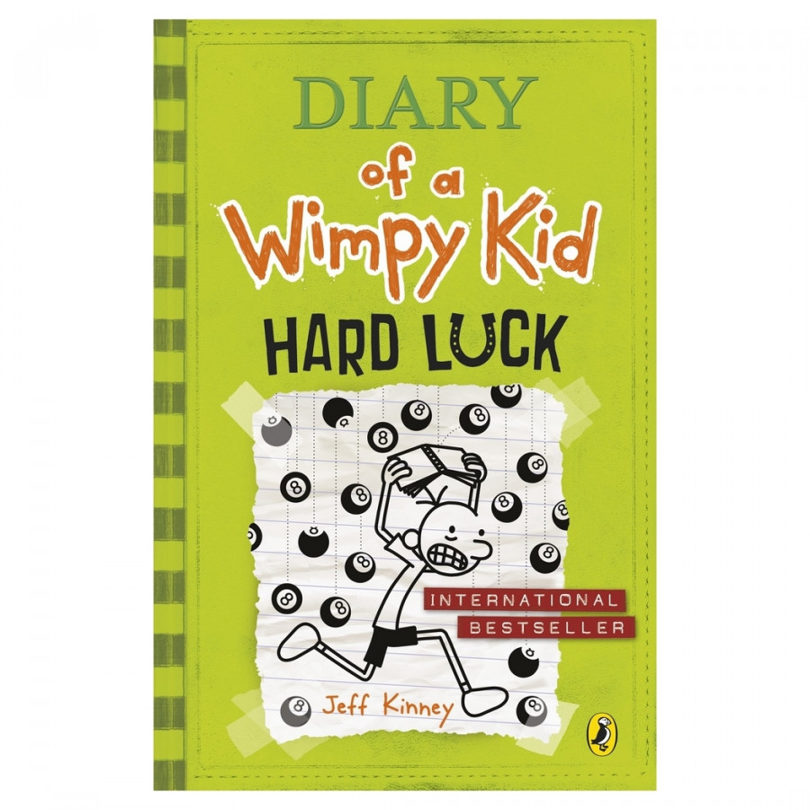 Diary of a Wimpy Kid #08: Hard Luck - 18498760 , 4871905379371 , 62_17963399 , 451000 , Diary-of-a-Wimpy-Kid-08-Hard-Luck-62_17963399 , tiki.vn , Diary of a Wimpy Kid #08: Hard Luck