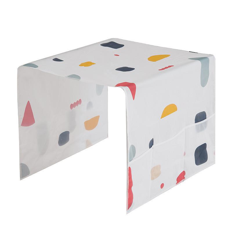 Tấm trải che phủ nóc tủ lạnh có túi bên - 1188207 , 1582625465239 , 62_8850037 , 129000 , Tam-trai-che-phu-noc-tu-lanh-co-tui-ben-62_8850037 , tiki.vn , Tấm trải che phủ nóc tủ lạnh có túi bên