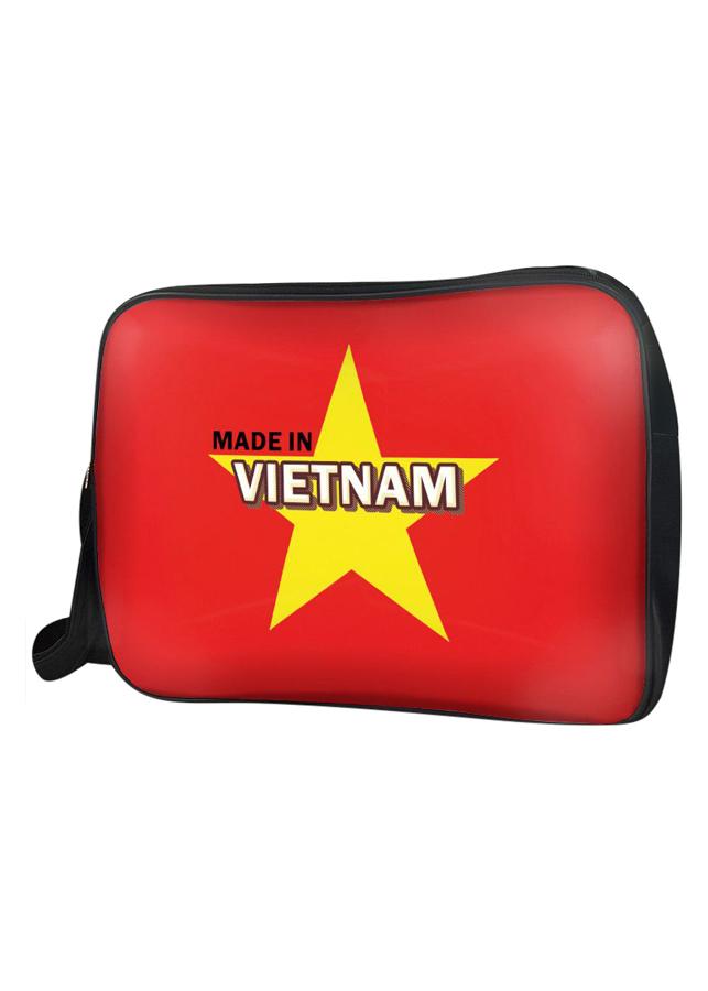 Túi Đeo Chéo Hộp Unisex Made In Việt Nam - TCVN007
