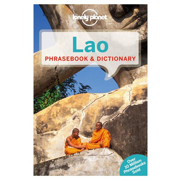 Lao Phrasebook 4Ed.