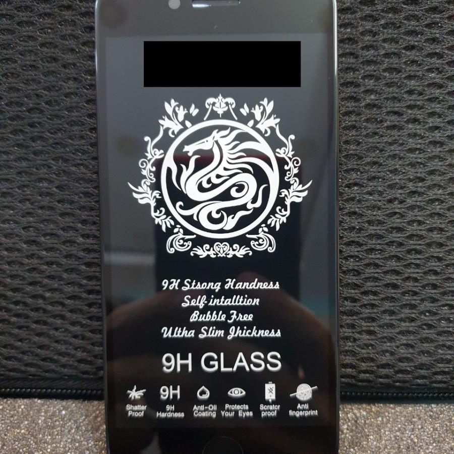 Kính cường lực siêu cứng bo viền chống bám vân tay cho Iphone 6 / 6s / 6 plus / 6s plus / 7 / 7 plus / 8 / 8 plus / X / XS