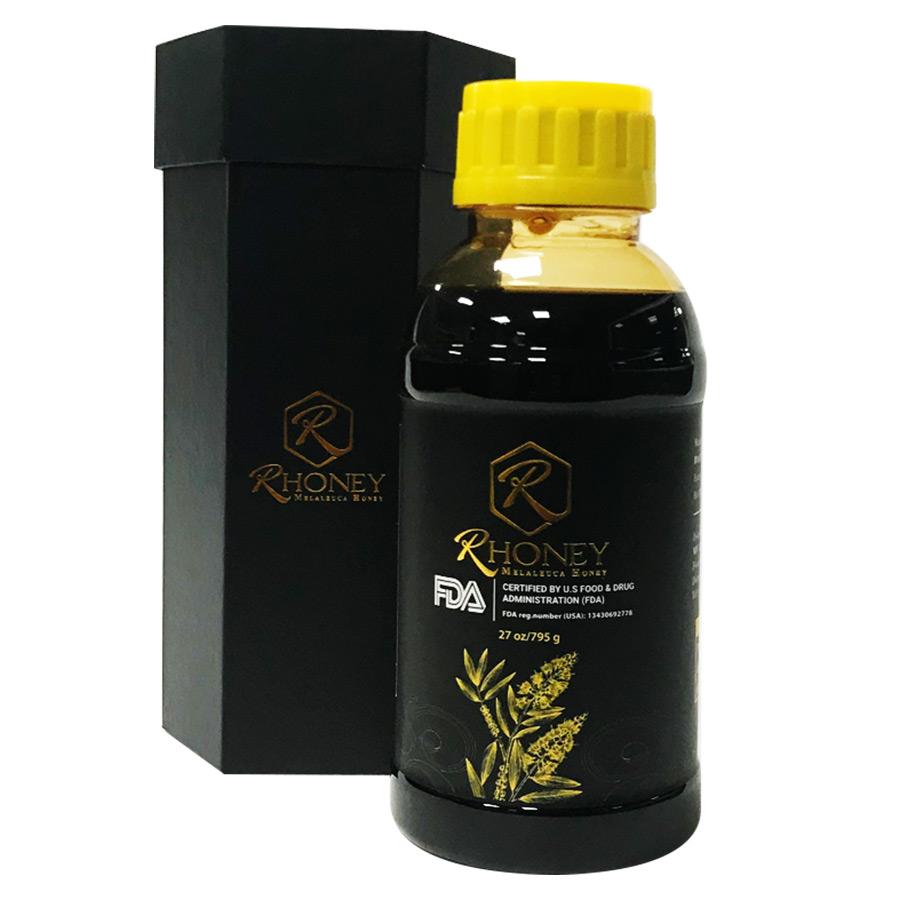 Mật ong rừng hữu cơ RHONEY - 795g