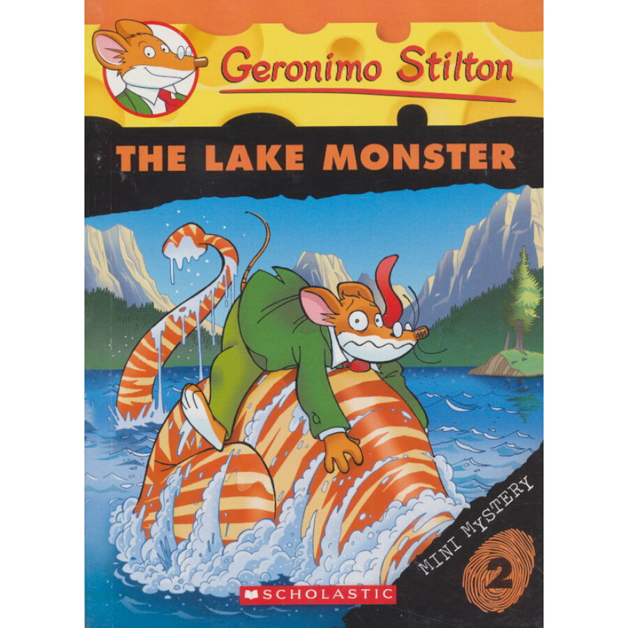 Geronimo Stilton: Mini Mystery #2: The Lake Monster