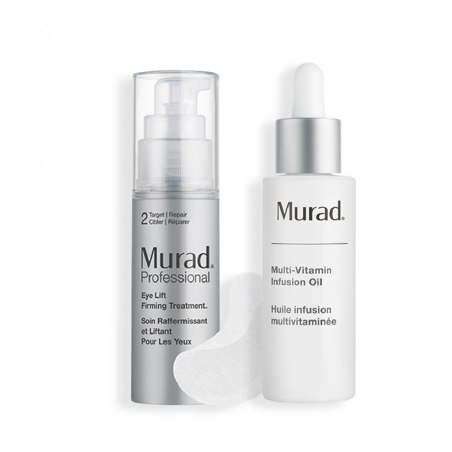 Bộ đôi serum giảm nhăn vùng mắt Murad Eye Lift Firming Treatment và dẫu dưỡng đa chưc năng - 7461196 , 1790442649279 , 62_15673771 , 4584000 , Bo-doi-serum-giam-nhan-vung-mat-Murad-Eye-Lift-Firming-Treatment-va-dau-duong-da-chuc-nang-62_15673771 , tiki.vn , Bộ đôi serum giảm nhăn vùng mắt Murad Eye Lift Firming Treatment và dẫu dưỡng đa chưc