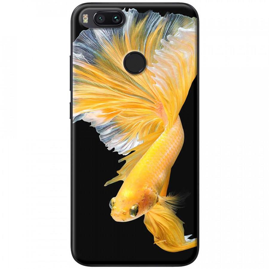 Ốp lưng dành cho Xiaomi Mi A1 (Mi 5X) mẫu Cá betta vàng - 1855589 , 1208888134018 , 62_14029104 , 150000 , Op-lung-danh-cho-Xiaomi-Mi-A1-Mi-5X-mau-Ca-betta-vang-62_14029104 , tiki.vn , Ốp lưng dành cho Xiaomi Mi A1 (Mi 5X) mẫu Cá betta vàng