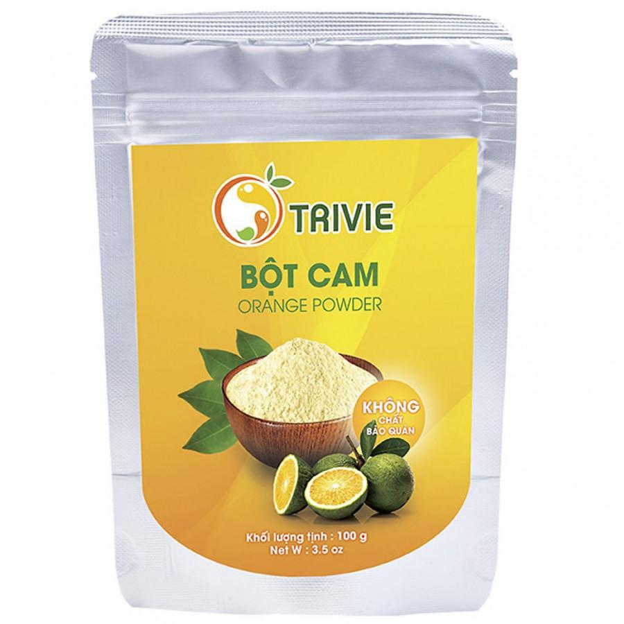 Bột Cam Trivie (100g)