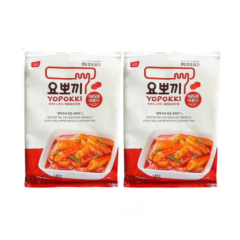 Combo 2 bánh gạo Hàn Quốc YOPOKKI gói 120g - 2322233 , 9680674773076 , 62_15277278 , 160000 , Combo-2-banh-gao-Han-Quoc-YOPOKKI-goi-120g-62_15277278 , tiki.vn , Combo 2 bánh gạo Hàn Quốc YOPOKKI gói 120g