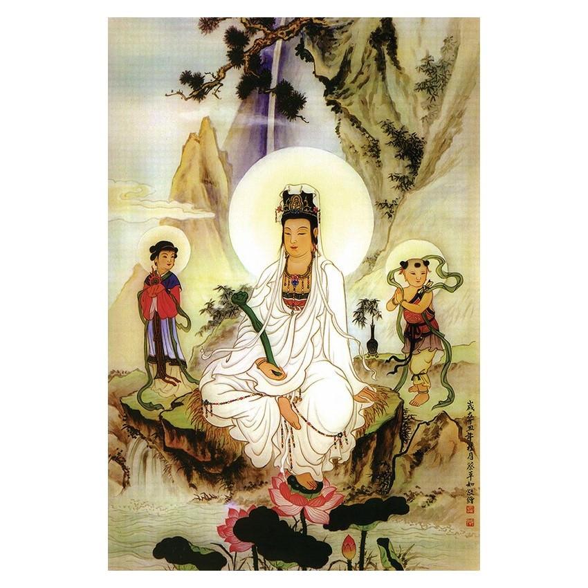 Tranh Phật Giáo Quan Thế Âm Bồ Tát 2323 - 8130866815400,62_6284995,249000,tiki.vn,Tranh-Phat-Giao-Quan-The-Am-Bo-Tat-2323-62_6284995,Tranh Phật Giáo Quan Thế Âm Bồ Tát 2323