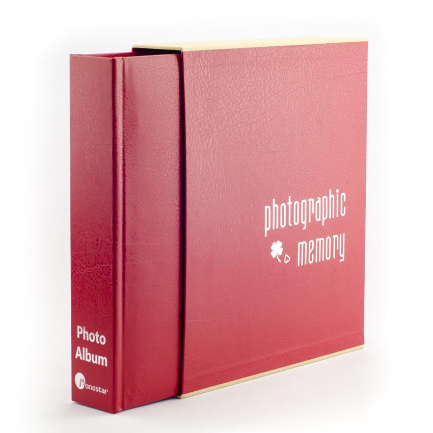 Album ảnh Monestar - 13x18/200 hình NTO572-47Rd