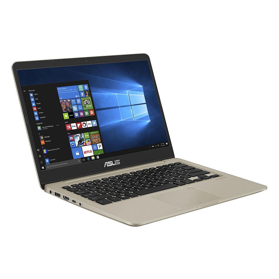 Máy tính xách tay Asus Vivobook S410UA EB003T Intel Core i5 Full HD - Hàng chính hãng
