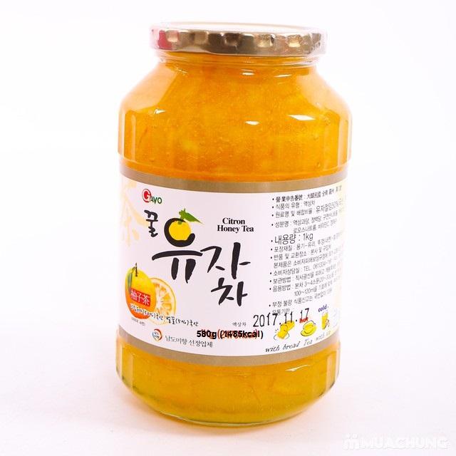 Mật ong chanh Hàn Quốc 580g
