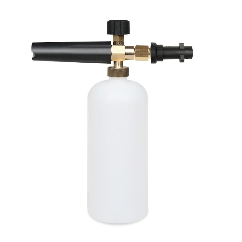 Bình xà phòng phun bọt tuyết dùng cho máy bơm xịt rửa ô tô - 804268 , 6266012649161 , 62_10130803 , 395000 , Binh-xa-phong-phun-bot-tuyet-dung-cho-may-bom-xit-rua-o-to-62_10130803 , tiki.vn , Bình xà phòng phun bọt tuyết dùng cho máy bơm xịt rửa ô tô