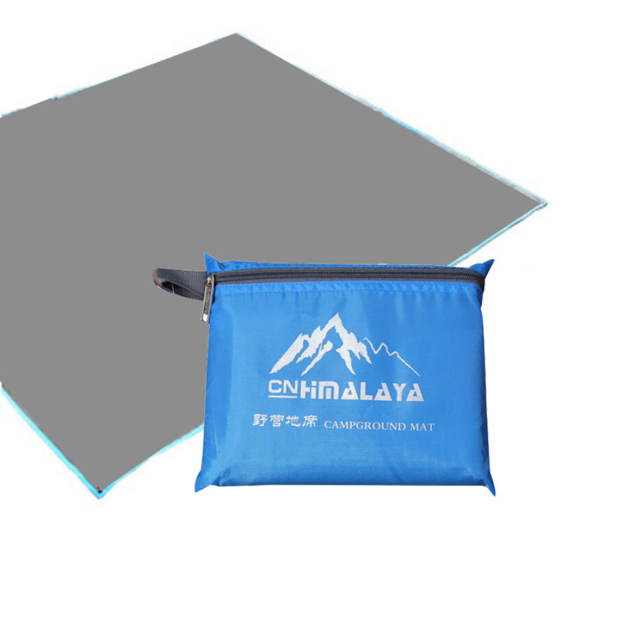 Himalayan outdoor camping automatic speed tent tent windproof rain outdoor camping automatic tent moisture-proof mat color random HZ1004