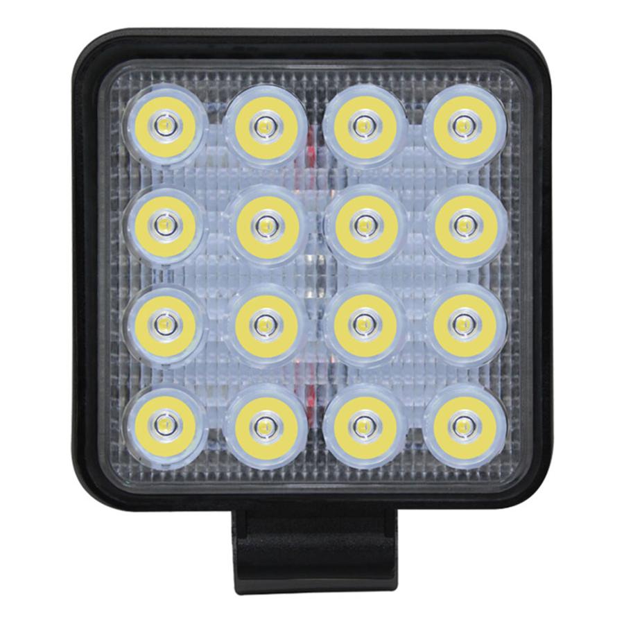 Đèn LED Trợ Sáng Xe Ô Tô Siêu Sáng (48W) (16LED)